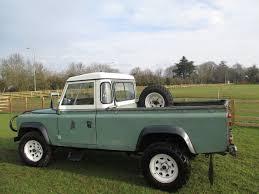 original land rover landrover defender land rover defender 110 pickup