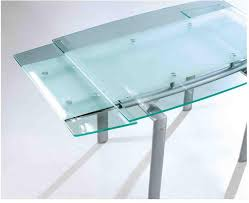 dining tables awesome extendable glass dining table designs round