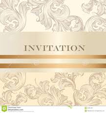 Traditional Wedding Invitation Cards Designs Wedding Invitation Card For Design Stock Images Image 34691584