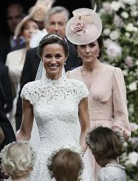 2017 pippa middleton u0027s wedding with sister duchess kate helping