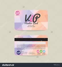 Vip Invitation Cards Card Vip Card Template