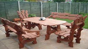 Wood Furniture Ideas Unusual Wooden Chairs And Table Interesting Furniture Ideas Youtube