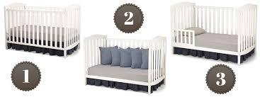 Delta 3 In 1 Convertible Crib Delta 3 In 1 Crib For Children White Review