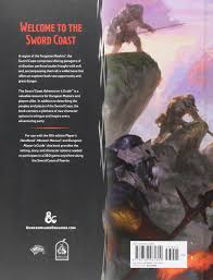 sword coast adventurer u0027s guide wizards rpg team 9780786965809