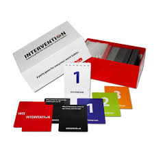 Christmas Party Games For The Office Amazon Com Intervention A Party Game For Everyone U0027s Worst