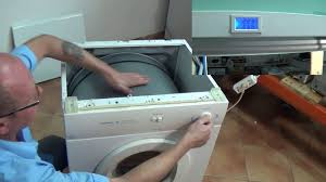 tumble dryer is not turning how to find the fault and replace