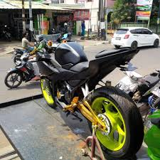 cbr 150cc all new cbr 150 modifikasi warungasep