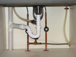Plumbing Under A Kitchen Sink - Kitchen sink u bend