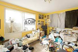 Cluttered House Seeking Help For Cluttered Seniors Hoarding Cleaning Blog