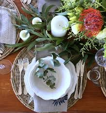 australian christmas how to style your table for an australian christmas homesales
