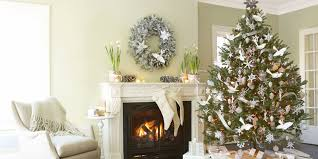 images christmas trees decorated home decorating interior