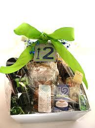 seattle gift baskets seahawks 12th basket bumble b designbumble b design
