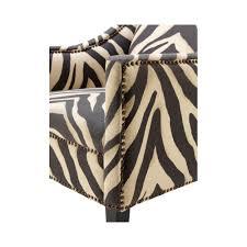 eichholtz jenner zebra chair houseology