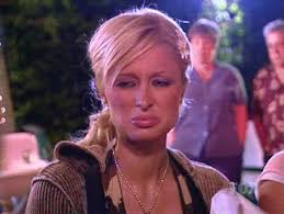 Grossed Out Meme - disgusted paris hilton gif find share on giphy