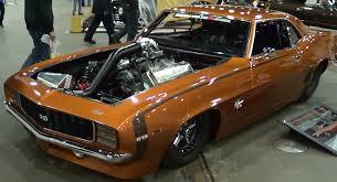 1969 camaro turbo 1969 turbo camaro sick seconds 3350 power car