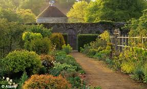 hidden treasure walled gardens are secluded romantic and highly