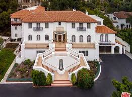 spanish colonial homes 10 000 square foot spanish colonial revival mansion in los angeles
