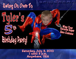 personalized photo birthday invitations 1 39
