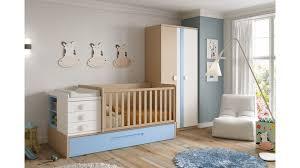 chambre bébé avec lit évolutif lit évolutif bc30 pour bébé avec lit gigogne glicerio so nuit