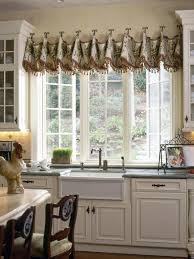 Kitchen Window Treatment Ideas Cute Unique Kitchen Window Treatments Valances Kitchen1 Sofa