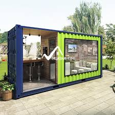 20ft mobile folding shipping standard container house for sale