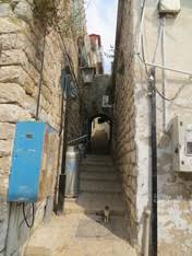 tzfat self guided tour of safed safed israel