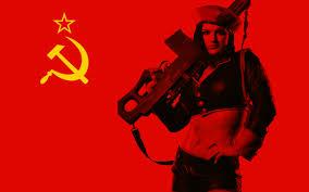 smoking girls you are viewing communism 1680x1050 361882