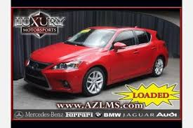 lexus 200h for sale used lexus ct 200h for sale in az edmunds