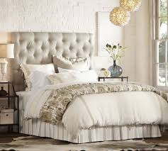 Pottery Barn Chesterfield Bed Pottery Barn Headboard With Some Astounding Design Ideas