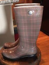 s ugg australia korynne boots ugg australia rainboots rubber shoes for ebay