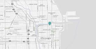 chicago map streets downtown chicago hotels kimpton hotel monaco chicago
