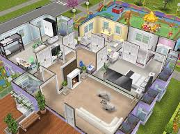 Sims Freeplay House Floor Plans Back Of The Beach House In Progress Simsfreeplay Thesims Big