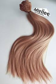 weave extensions metallic gold weave hair extensions remy human