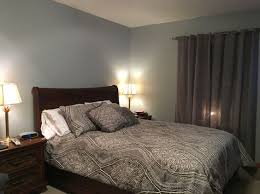 lazy gray paint color sw 6254 by sherwin williams view interior