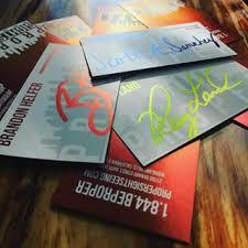 Business Cards Foil Wetheprinters Spot Uv Business Cards U2022 Silk Laminated Business