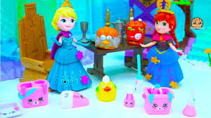 grossery gang series 3 clean team cleaning frozen queen elsa