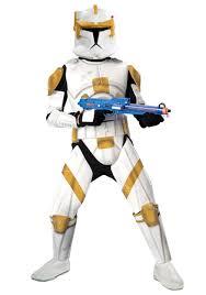 deluxe commander cody costume