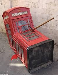Red Phone Booth Cabinet Why The Iconic Red Phone Box Still Rings A Bell Daily Mail Online