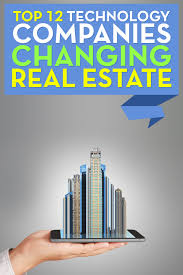 top 12 real estate technology companies real estate finance