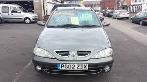 renault scenic 2002 automatic used renault megane automatic for sale motors co uk