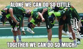 Teamwork Memes - teamwork islamabad united