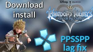 emuparadise kingdom hearts birth by sleep how to download and install kingdom hearts birth by sleep in android