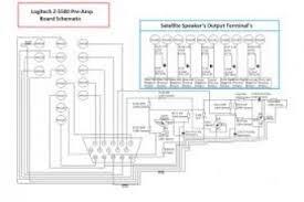 logitech speakers wiring diagram wiring diagram