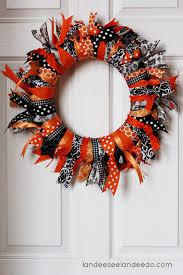 ribbon wreath wreath