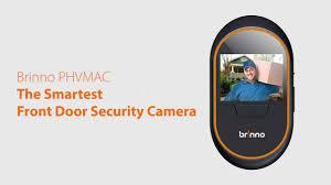 Front Door Video Monitor by Front Door Security Hidden Surveillance Camera Phvmac Youtube