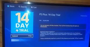 playstation plus 1 year membership black friday ps plus glitch allows ps4 user to extend free playstation plus 14