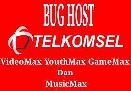 spoof host youthmax telkomsel daftar bug musicmax dan gamemax telkomsel terbaru aktif paket gratis