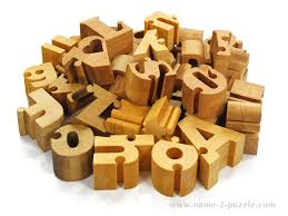 personalized wooden gifts single name unique 3d name puzzles best personalized gifts
