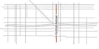 Phoenix Area Code Map by Urban Transportation 10 Streets That Define America