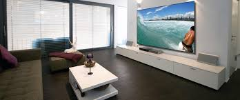ultra short throw projector home theater home theater design installation home theater setup